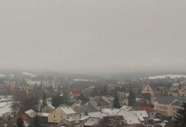 Sněhové podmínky před Vánočními svátky