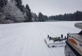 Vydatné sněžení
