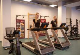 Otevření fitness od 11. 5.