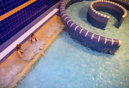 Otevření bazénu